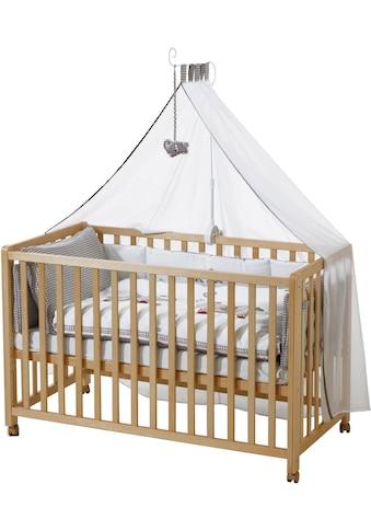 roba® Babybett »Room Bed, Jumbo twins grau« kaufen