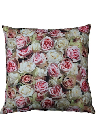 HOSSNER - HOMECOLLECTION Kissenhülle »32452 Roses«, (2 St.) kaufen
