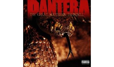 Musik-CD »The Great Southern Trendkill / Pantera« kaufen