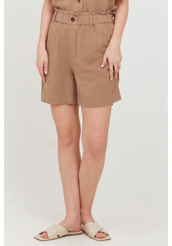 b.young Shorts »b.young Damen Chino Shorts«, Kurze Stoffhose mit Ripp-Bund kaufen