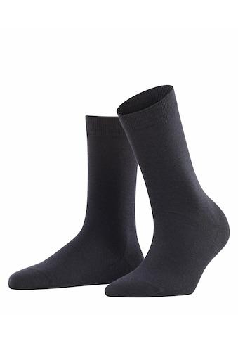 FALKE Socken »Softmerino«, (1 Paar), mit Merinowolle kaufen