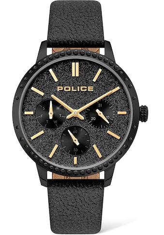 Police Multifunktionsuhr »LUMBINI, PL16069MSB.02« kaufen
