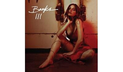 Musik-CD »III / Banks« kaufen