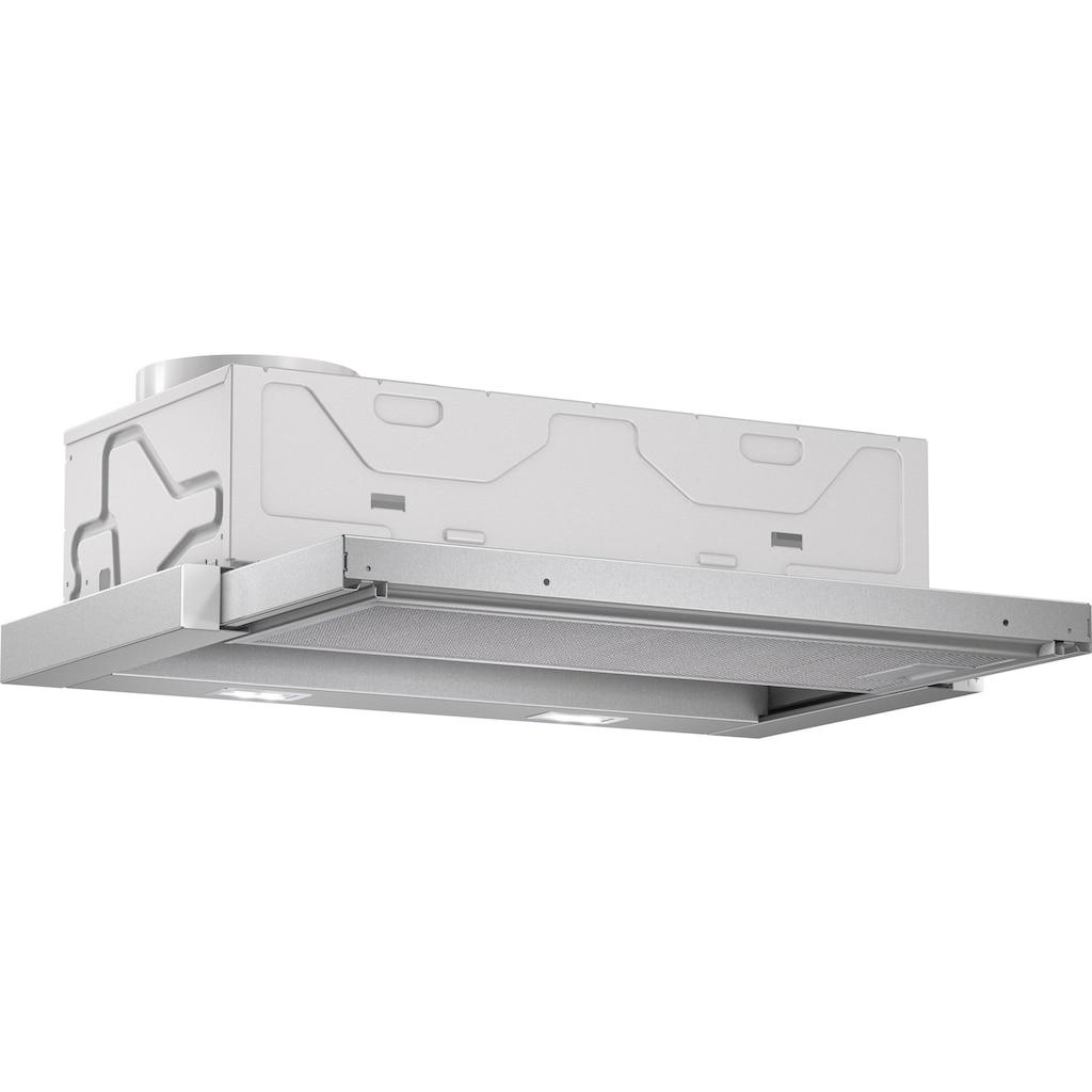 BOSCH Flachschirmhaube »DFL064A50«