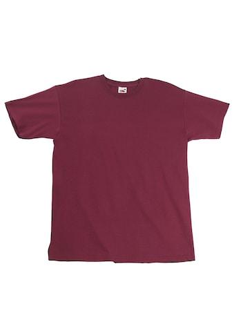Fruit of the Loom T-Shirt »Herren Super Premium Kurzarm« kaufen
