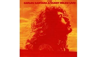Musik-CD »CARLOS SANTANA & BUDDY MILES L / CARLOS SANTANA & BUDDY MILES« kaufen