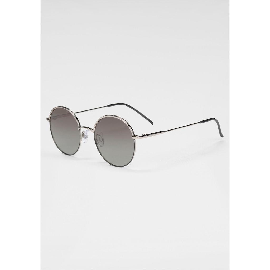 HIS Eyewear Sonnenbrille, Rand verziert