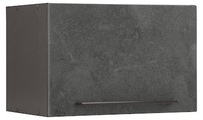 HELD MÖBEL Klapphängeschrank »Tulsa«, 50 cm breit, mit 1 Klappe, schwarzer... kaufen