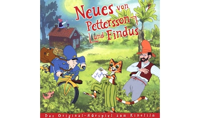 Musik-CD »HSP z.Kinofilm-Neues Von Pettersson Und Findus / Pettersson Und Findus« kaufen