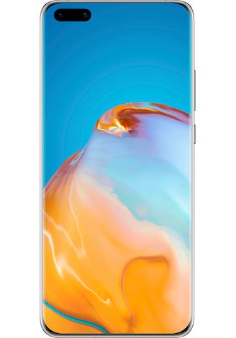 """Huawei Smartphone »P40 Pro+ 5G«, (16,7 cm/6,58 """", 512 GB Speicherplatz, 50 MP Kamera),... kaufen"""