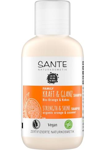 SANTE Haarshampoo »FAMILY Kraft & Glanz Shampoo« kaufen