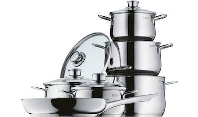 WMF Topf-Set »Diadem Plus«, Cromargan® Edelstahl Rostfrei 18/10, (Set, 11 tlg.),... kaufen