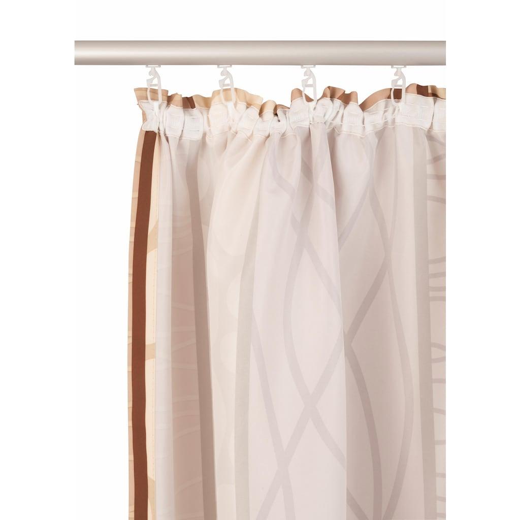 my home Vorhang »Gosen«, Gardine, Fertiggardine, blickdicht