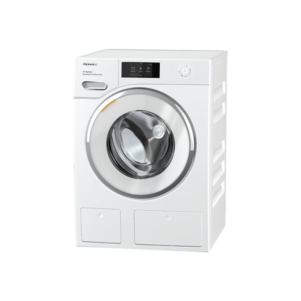 Miele Waschmaschine, WSR863 WPS PWash&TDos W1, 9 kg, 1600 U/min