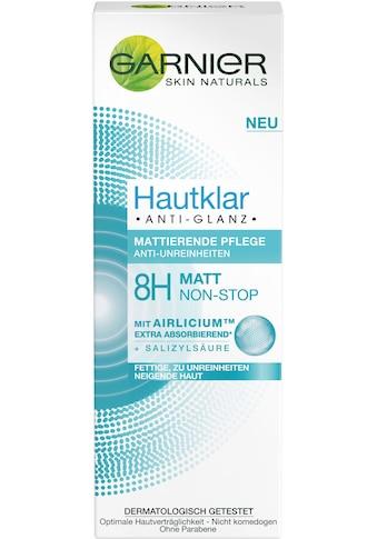 GARNIER Feuchtigkeitscreme »Hautklar Anti-Glanz Mattierende Pflege« kaufen