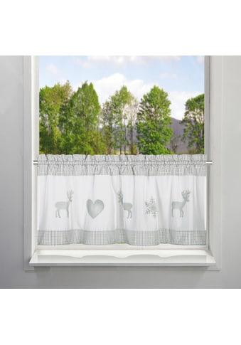 my home Scheibengardine »Elk«, Airbrush kaufen