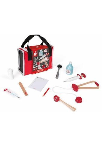 Janod Spielzeug-Arztkoffer kaufen