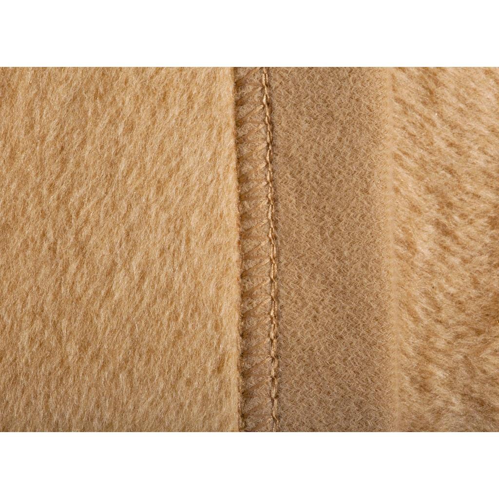 BIEDERLACK Wohndecke »Uno Cotton«