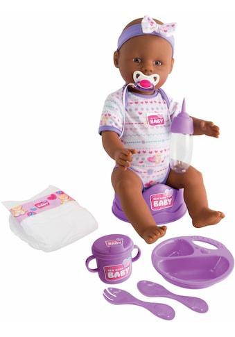 "SIMBA Babypuppe ""New Born Baby, Ethnische Puppe"" (1 - tlg.) kaufen"