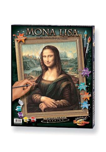 Schipper Malen nach Zahlen »Meisterklasse Premium - Mona Lisa«, Made in Germany kaufen