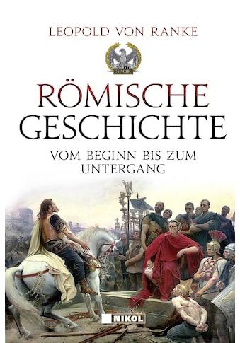 Buch »Römische Geschichte / Leopold von Ranke« kaufen