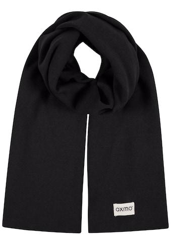 OXMO Strickschal »Biggi«, Schal aus 100% Baumwolle kaufen