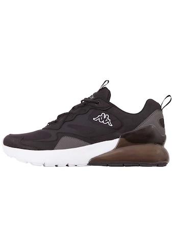 Kappa Sneaker »DURBAN«, mit vielen besonderen Designelementen kaufen