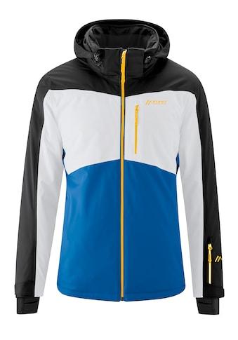 Maier Sports Skijacke »Marlin«, Sportive Skijacke mit dynamischem Design kaufen