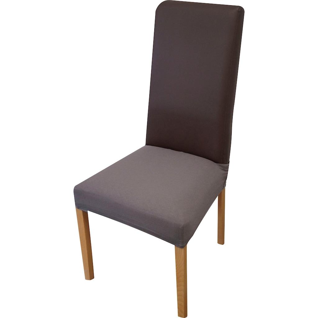 Dohle&Menk Sitzflächenhusse »Miriam«, mit hohem Baumwollanteil (2 Stück)