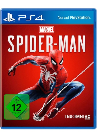 PlayStation 4 Spiel »Marvel´s Spider-Man«, PlayStation 4 kaufen