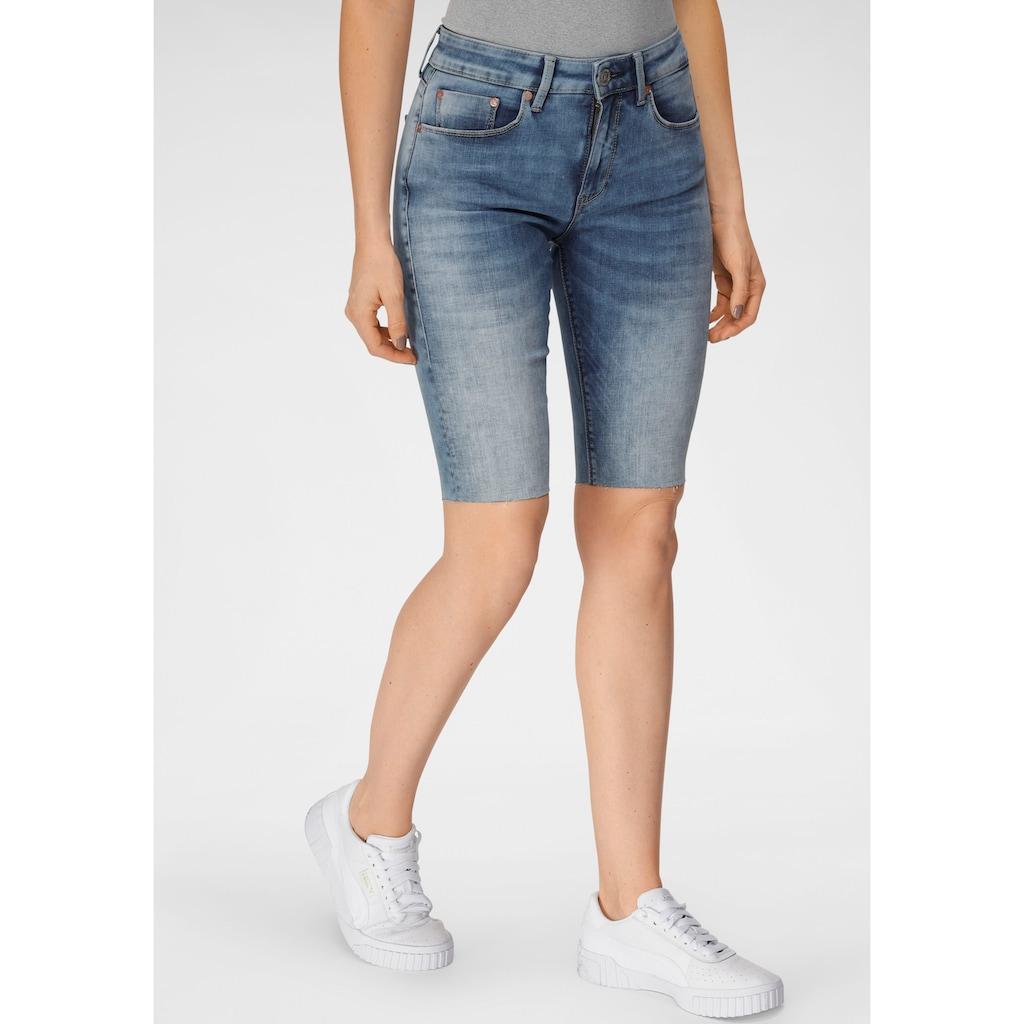 Herrlicher Jeansshorts »SUPER G SHORT«, umweltfreundlich dank der ISKO New Technology