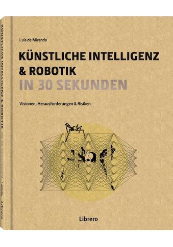 Buch »Künstliche Intelligenz in 30 Sekunden / Luisa De Mirinda« kaufen