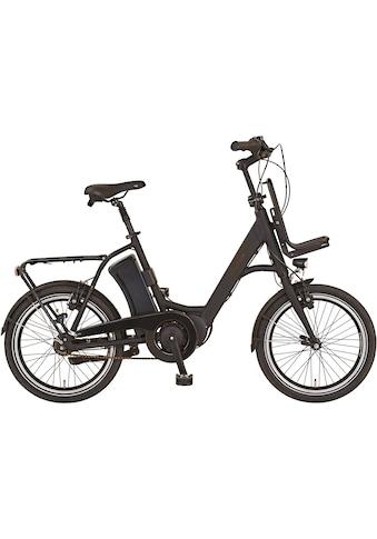 "Prophete E-Bike »URBANICER City E-Bike 20""«, 7 Gang, Shimano, Mittelmotor 250 W kaufen"