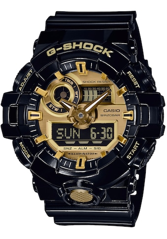 CASIO G - SHOCK Chronograph »GA - 710GB - 1AER« kaufen