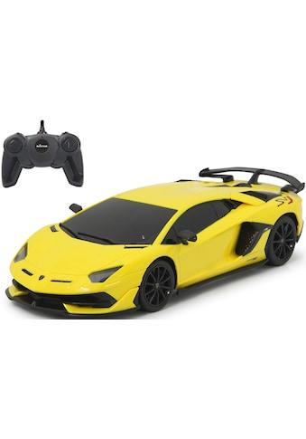 Jamara RC-Auto »Lamborghini Aventador SVJ 1:24 - 40 MHz, gelb« kaufen