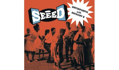Musik-CD »Waterpumpee / Seeed« kaufen