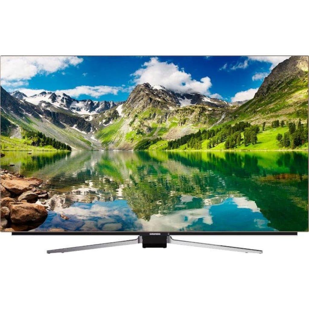 "Grundig LED-Fernseher »55 GOB 9099 OLED - Fire TV Edition HF SYL000«, 139 cm/55 "", 4K Ultra HD, Smart-TV"