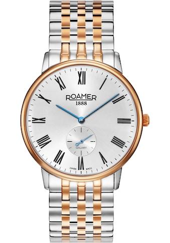 Roamer Schweizer Uhr »Galaxy Gents, 620710 49 15 50« kaufen