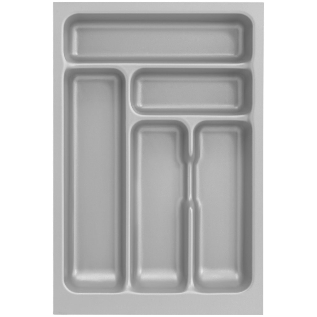 OPTIFIT Besteckeinsatz, Breite 40 cm, passend für Schubkästen der Serien Faro, Kalmar, Mini, Parare, Iver, Vigo, Lagos und Roth