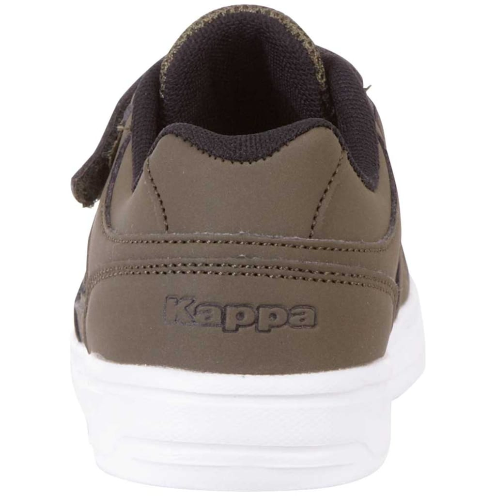 Kappa Sneaker »DALTON ICE KIDS«, mit praktischer Elastik-Schnürung