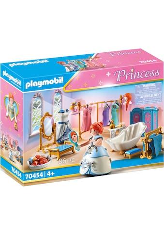 Playmobil® Konstruktions-Spielset »Ankleidezimmer mit Badewanne (70454), Princess«,... kaufen