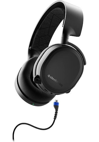SteelSeries »Arctis 3 (2019 Edition) Wired Bluetooth 7.1 - Surround« Gaming - Headset kaufen