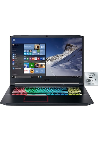 Acer Nitro 5 Notebook (43,94 cm / 17,3 Zoll, Intel,Core i7,  -  GB HDD, 1000 GB SSD) kaufen