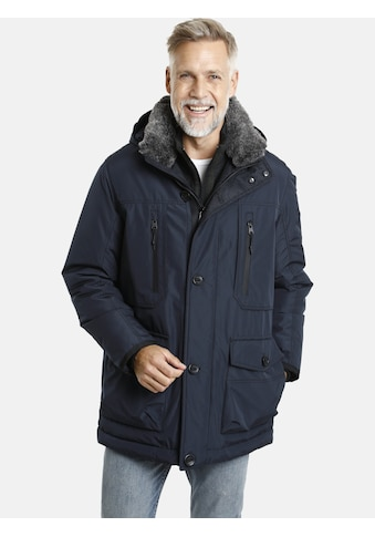 Jan Vanderstorm Winterjacke »BOTULFR«, mit abnehmbarer Kapuze kaufen