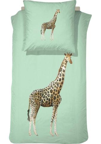 damai Kinderbettwäsche »Willa«, mit Giraffe kaufen