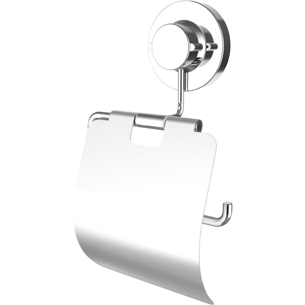 CORNAT Toilettenpapierhalter »3in1«, Breite 135 mm