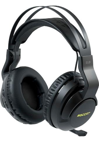 ROCCAT Gaming-Headset »Elo 7.1 Air - Kabelloses Surround-Sound RGB PC Gaming Headset«,... kaufen