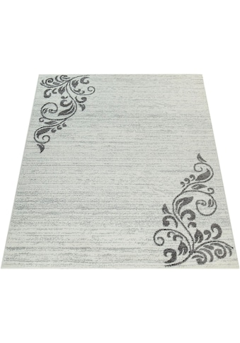 Paco Home Teppich »Fiesta 124«, rechteckig, 12 mm Höhe, Kurzflor mit Ornament Muster, Wohnzimmer kaufen