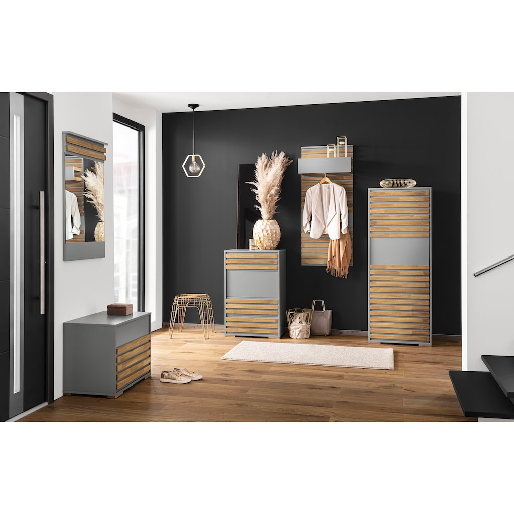 Places of Style Schuhschrank »Bertil«, mit Push-to-open Funktion