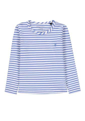 Marc O'Polo Junior Langarmshirt »Ringlet« kaufen
